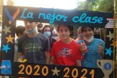 La mejor clase curso 2020-2021