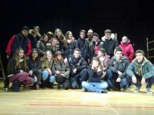 Teatro en Francés Colegio Nuevo Velázquez