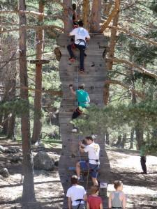 Salida a la Sierra de Madrid de Colegio Nuevo Velázquez