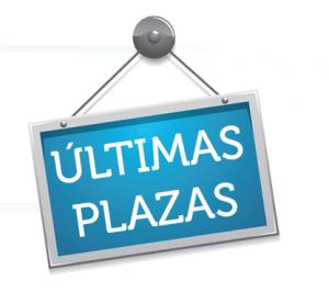 Plazas limitadas