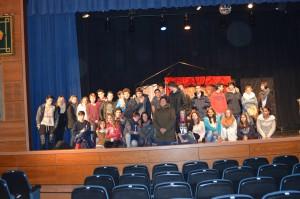 Foto de grupo teatro