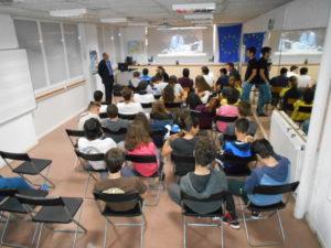 Jornada de Europa Colegio Nuevo Velázquez