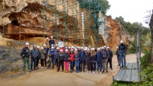 El Colegio Nuevo Velázquez se va de excursión a Atapuerca