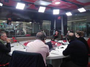 Visita a RTVE Colegio Nuevo Velázquez