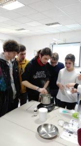 Jornada Química Colegio Nuevo Velázquez