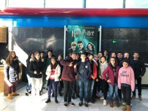 Visita a Harry Potter