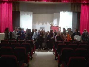 Teatro con 4º de ESO - Nuevo Velazquez