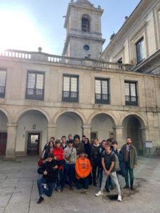 Visita a El Escorial - Nuevo Velazquez