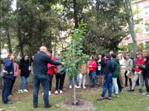 Taller de Botánica en la Escuela de Montes - Nuevo Velazquez