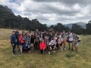 Excursión Navacerrada - Nuevo Velazquez