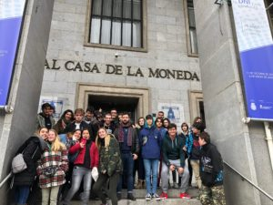 Visita a la Casa de la Moneda - Nuevo Velazquez